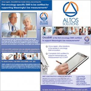 Altos Solutions - marketing material