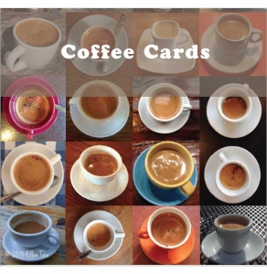 Espresso Yourself - Ellen Tobe coffee cards