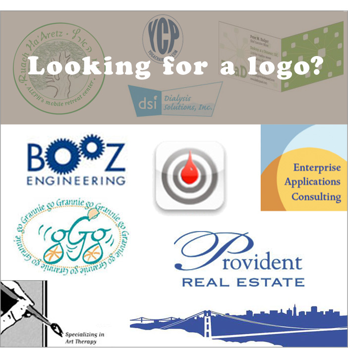Ellen Tobe Logos - Logo design, marketing material and more