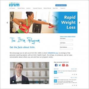 Itrim website