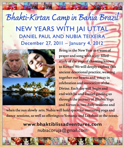 Bhakti Bliss in Bahia