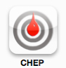 Icon for CHEP app
