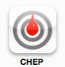 Icon for CHEP app