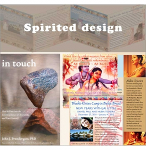 spirited design - graphic design with spirit!