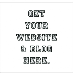 Get your website and blog here.